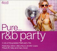 Cover  - Pure... R&B Party