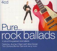 Cover  - Pure... Rock Ballads