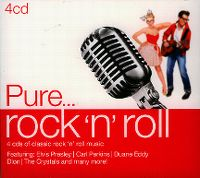 Cover  - Pure... Rock 'n' Roll