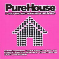 Cover  - PureHouse - Uplifting And Forward Clubsound