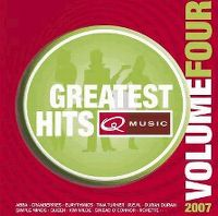 Cover  - Q-Music Greatest Hits 2007 Volume 4