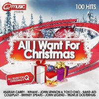 Cover  - Q Music - All I Want For Christmas