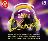 Cover  - Q Music - Het beste uit de Top 500 van de zeroes (2015)