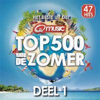 Cover  - Q Music - Het beste uit de Top 500 van de zomer (2014)