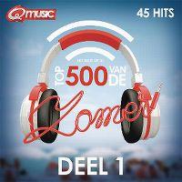 Cover  - Q Music - Het beste uit de Top 500 van de zomer (2015)