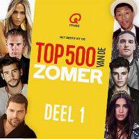 Cover  - Q Music - Het beste uit de Top 500 van de zomer (2017)
