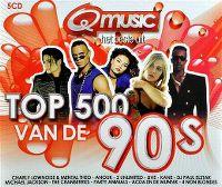 Cover  - Q Music - Het beste uit Top 500 van de 90's (2011)