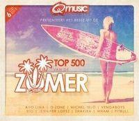 Cover  - Q Music presenteert het beste uit de Top 500 van de zomer