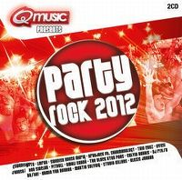 Cover  - Q Music Presents Party Rock - The Anthems 2012