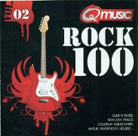 Cover  - Q Music Rock 100 Vol.02