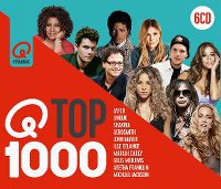 Cover  - Q Music Top 1000 (2019)