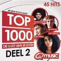 Cover  - Q Music Top 1000 - De lijst van je leven (2014)