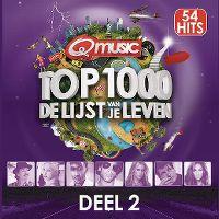 Cover  - Q Music Top 1000 - De lijst van je leven