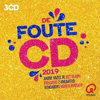 Cover  - Qmusic - De Foute CD 2019
