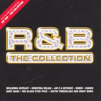 Cover  - R&B - The Collection