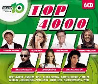 Cover  - Radio 10 Top 4000 (2016)