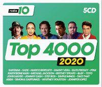 Cover  - Radio 10 Top 4000 (2020)