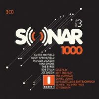 Cover  - Radio 1 - Sonar 1000 volume 3