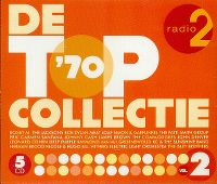 Cover  - Radio 2 - De Topcollectie '70 vol. 2