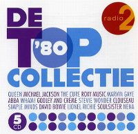 Cover  - Radio 2 - De Topcollectie '80