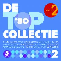 Cover  - Radio 2 - De Topcollectie '80 vol. 2