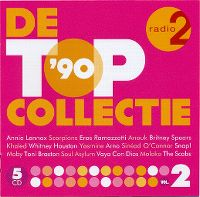 Cover  - Radio 2 - De Topcollectie '90 vol. 2