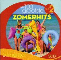 Cover  - Radio 2 Zomertijd - De 100 grootste zomerhits