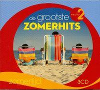 Cover  - Radio 2 Zomertijd - De grootste zomerhits