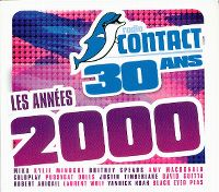 Cover  - Radio Contact 30 ans - Les années 2000