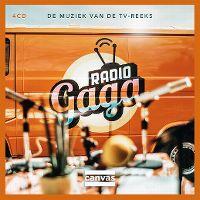 Cover  - Radio Gaga - De muziek van de tv-reeks