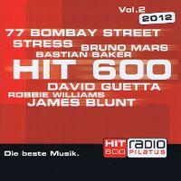 Cover  - Radio Pilatus Hit 600 Vol. 2/2012