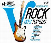 Cover  - Radio Veronica - Het beste uit de Rock Hits Top 500