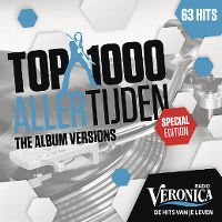 Cover  - Radio Veronica Top 1000 Allertijden - The Album Versions