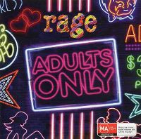 Cover  - RAGE: Adults Only