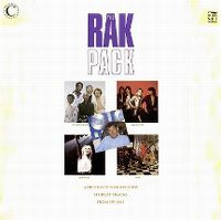 Cover  - RAK Pack - A History Of 24 Great Tracks From 1970-1981