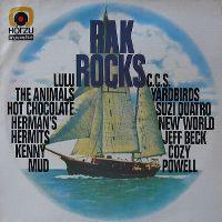 Cover  - RAK Rocks