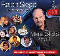 Cover  - Ralph Siegel - Die Autodiscografie