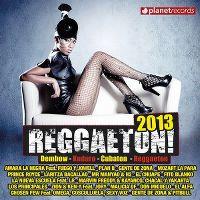 Cover  - Reggaeton! 2013