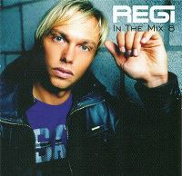 Cover  - Regi In The Mix 8