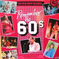 Cover  - Remember The 60s (60 Golden Oldies)