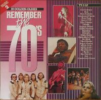 Cover  - Remember The 70's Volume 2