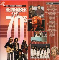 Cover  - Remember The 70's Volume 5