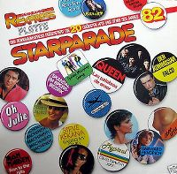 Cover  - Rennbahn-Express Starparade 82