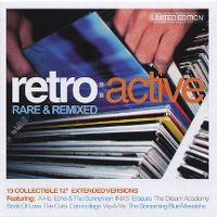 Cover  - Retro: active 1 - Rare & Remixed