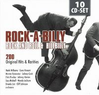 Cover  - Rock-A-Billy