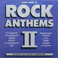 Cover  - Rock Anthems II
