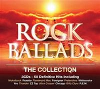 Cover  - Rock Ballads - The Collection