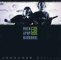 Cover  - Rock & Pop Diamonds 1990