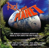 Cover  - Rock The Planet