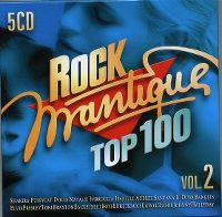 Cover  - Rock'mantique Top 100 Vol. 2